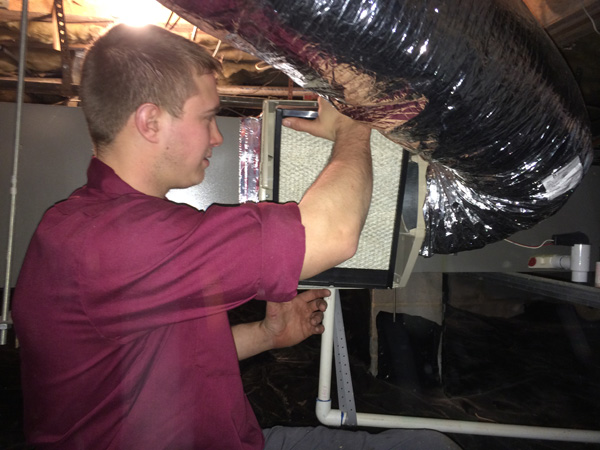 bradley mechanical technician repair
