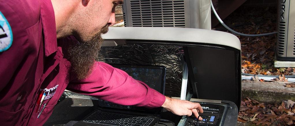 Electrical generators repair