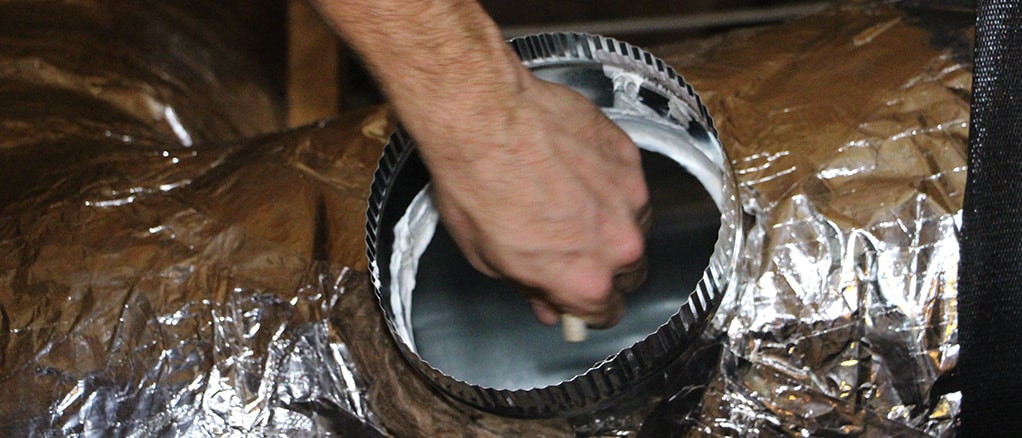 home performance services duct sealing