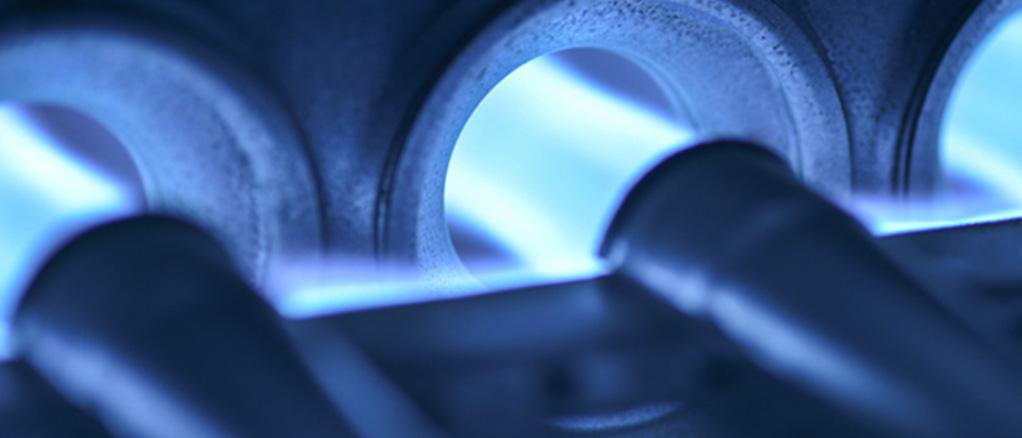 HVAC image of a heating furnance