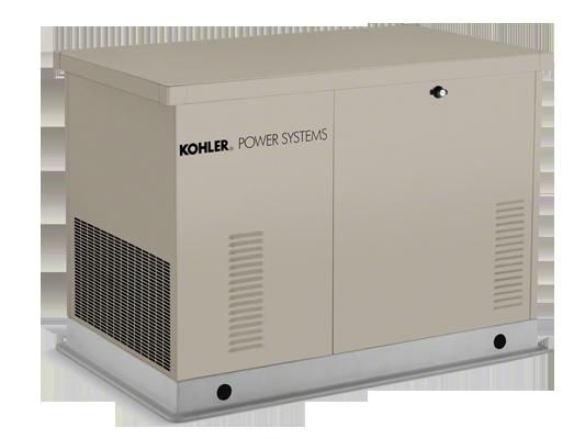 Kohler Generators in Richmond VA | Bradley Mechanical