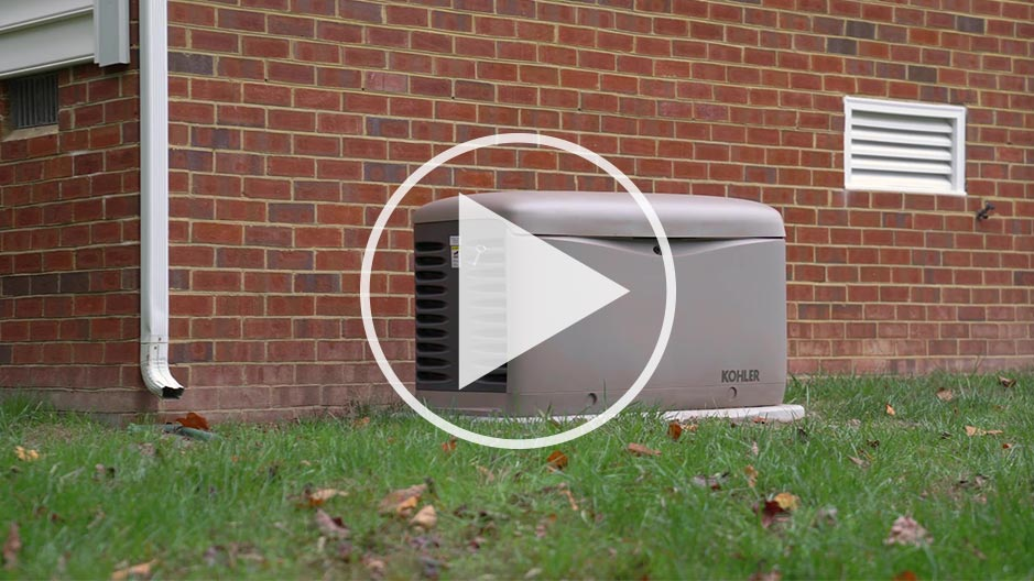 electrical services kohler generators video thumbnail