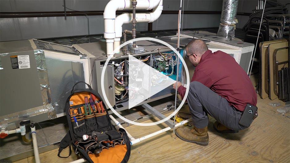 Heating repair Richmond video thumbnail