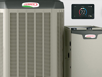 New HVAC System - Lennox HVAC