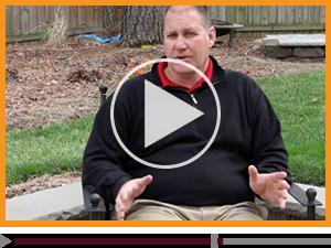 Video testimonials crawl sealing video thumbnail