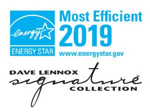 Lennox Energy Star 2019 Most Efficient