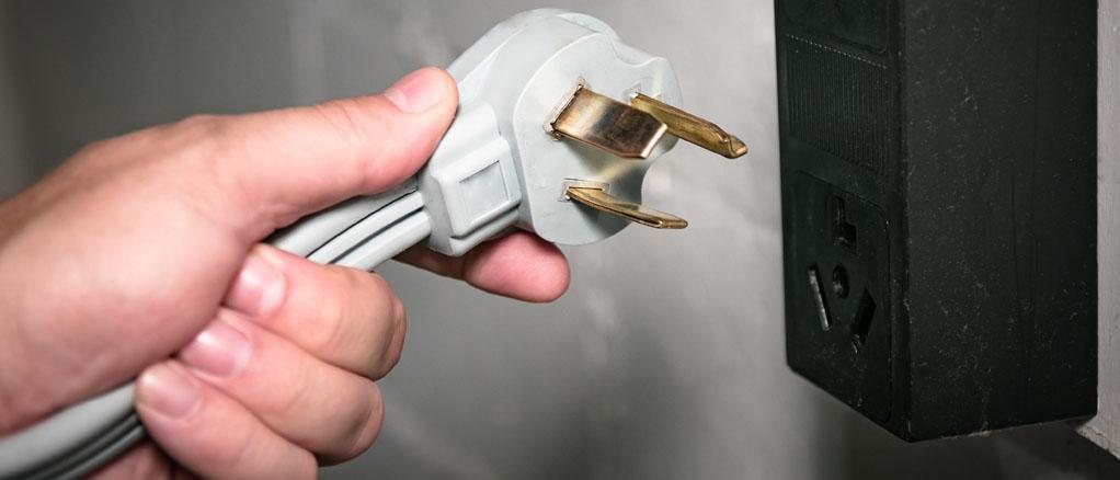 Heavy Appliance Wiring