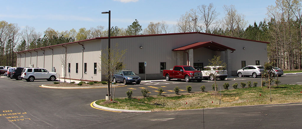 Bradley Mechanical Corporate Office