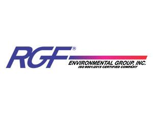 RGF Environmental Group, Inc. Logo