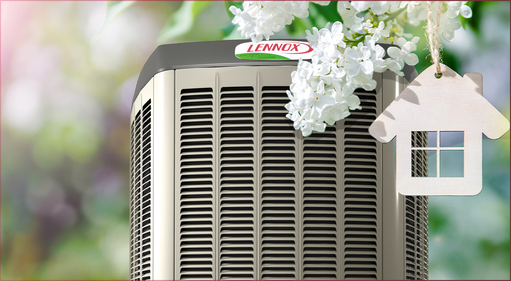 Lennox Spring Promotion - Save Big on a New AC System!