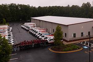 Bradley Mechanical - Staff, Building and Vehicles